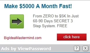 ads by view password Remove ads by ViewPassword (adware uninstall guide)